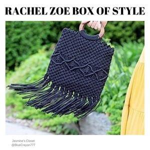 NWT Rachel Zoe Box of Style Purse